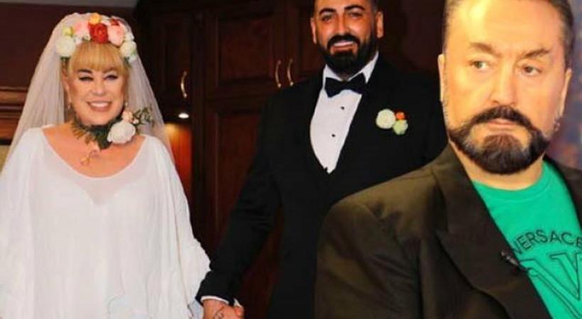 Zerrin Özer'e bir şok daha! Yeni eşi, Adnan Oktar'ın müridi çıktı