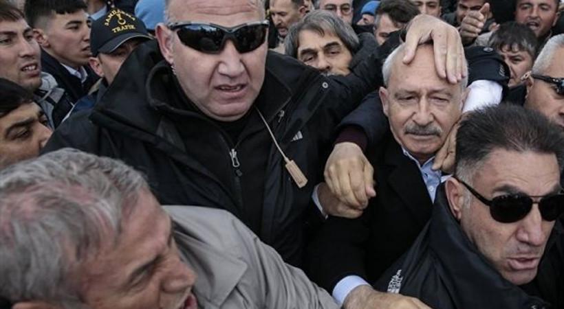 Ünlü isimler, Kılıçdaroğlu'nun uğradığı saldırıyı kınadı