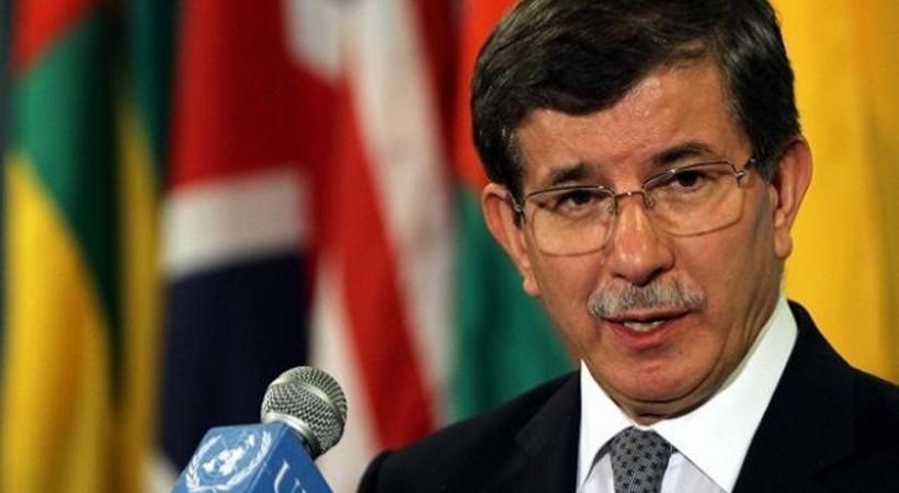 Davutoğlu CNN muhabiri Amanpour'a konuştu, Başbakan'a protestoyu değerlendirdi!