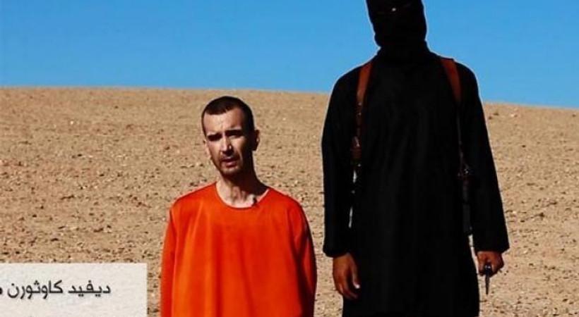 IŞİD, tutsak gazetecinin 4. videosunu yayınladı