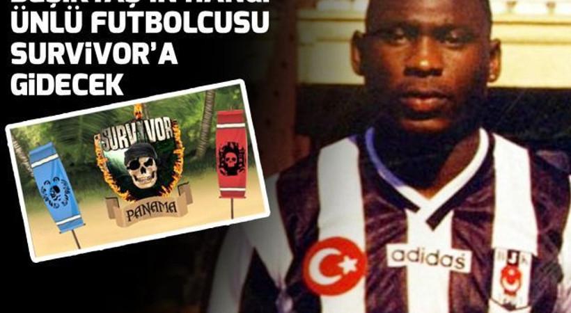 Beşiktaş'ın yıldız futbolcusu Survivor'un kadrosunda!