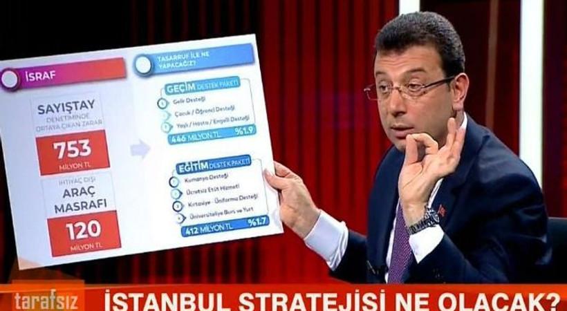 İmamoğlu'ndan Ahmet Hakan ve Tarafsız Bölge açıklaması!