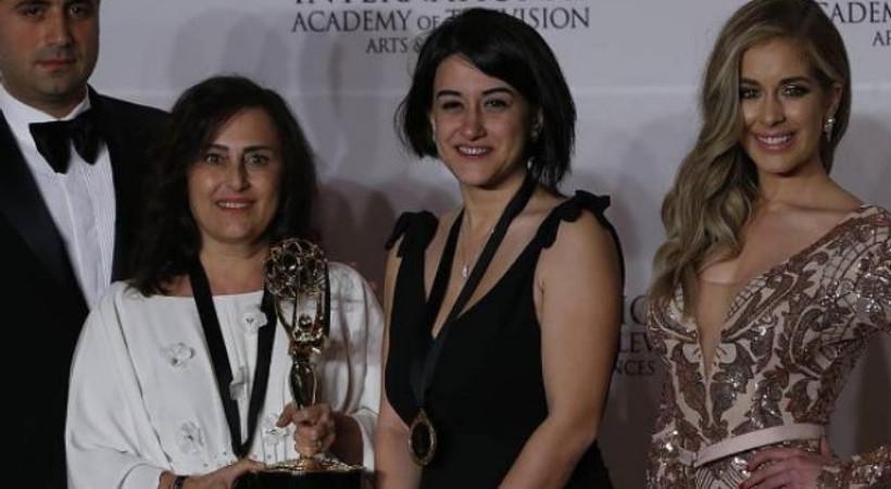 Türkiye'nin ilk Emmy ödülü 'Kara Sevda'nın oldu!