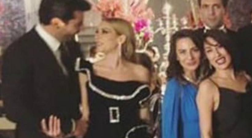 Kenan İmirzalıoğlu ile Sinem Kobal'ın aşkları, düğüne damga vurdu!
