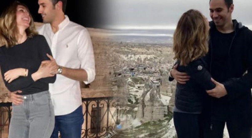 Kapadokya'da romantik tatil!
