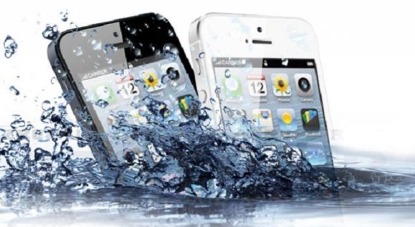 Cep telefonunu suya düşürenlere öneri!