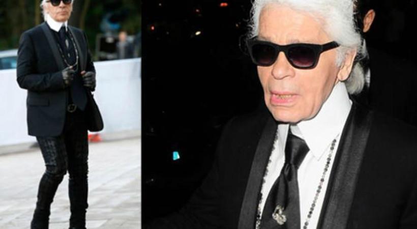 Efsane modacı Karl Lagerfeld hayatını kaybetti