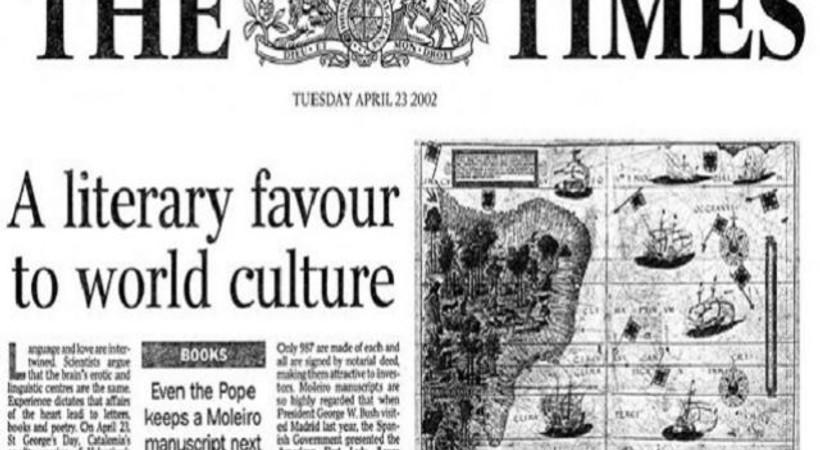 Yıldız Sarayı ve Kasımpaşa Times'ta yankılanıyor!