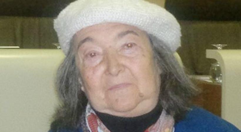 Ödüllü şair ve besteci Şadiye Özkır Türker hayatını kaybetti!