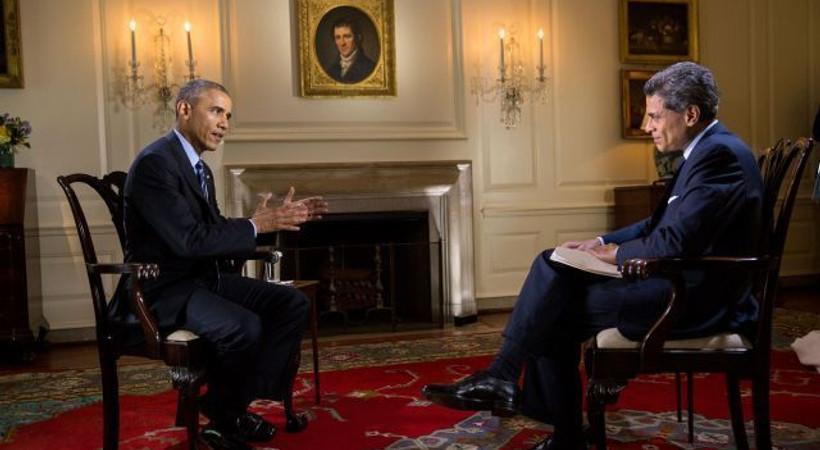 Obama: 'Basın özgürlüğü ve muhaliflere yönelik baskılar konusunda Türkiye'ye uyarılarda bulunduk'