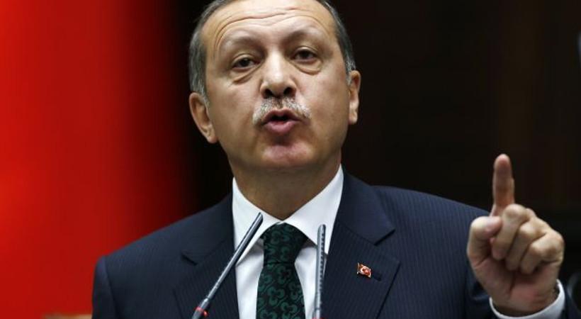 Cumhurbaşkanı Erdoğan o soruya sinirlendi, gazeteciyi azarladı!