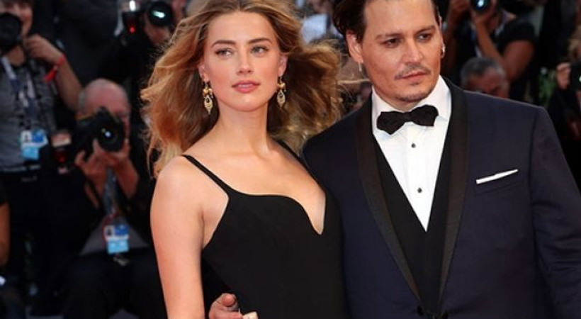 Johnny Depp'ten şiddet gören Amber Heard, o iddiaları yalanladı!