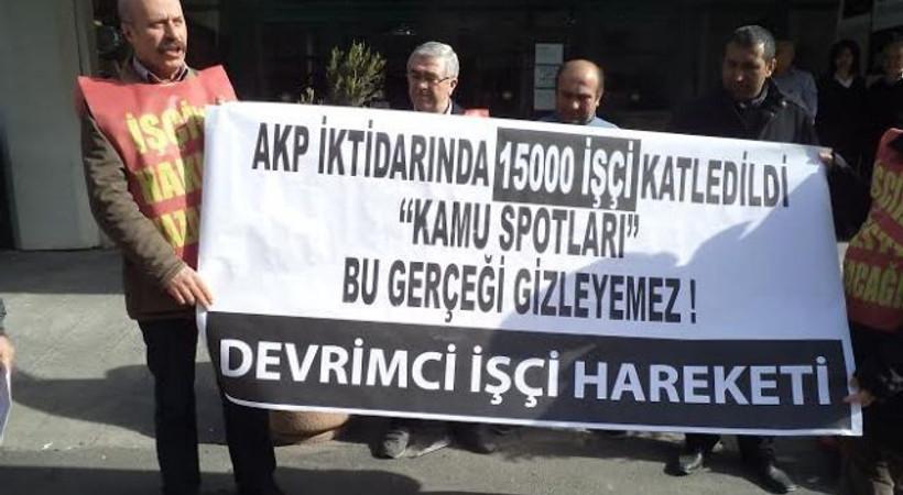 Yayından kaldırılmasını istediler! RTÜK önünde protesto