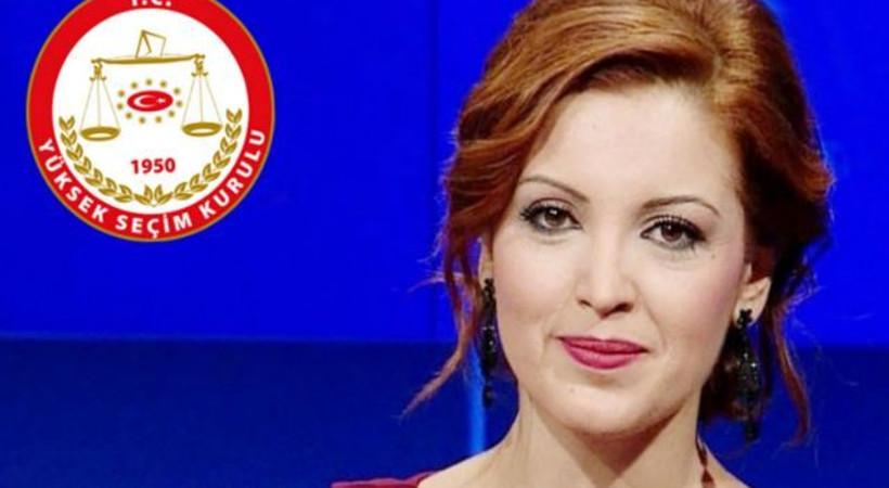 Nagehan Alçı'dan YSK'nin kararına eleştiri!