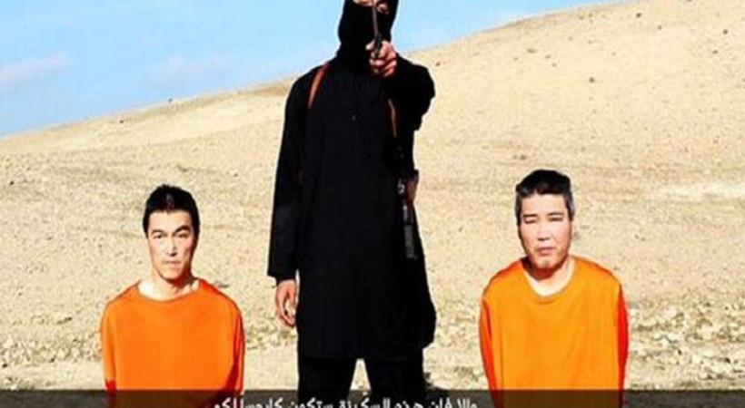 IŞİD'den korkunç tehdit! Biri gazeteci 2 kişiyi daha öldürebilirler