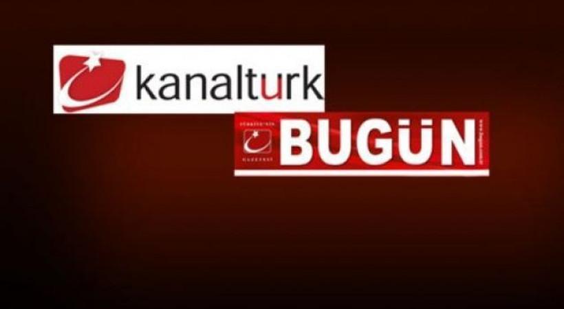 İşte, Türksat'tan çıkarılan Kanaltürk ve Bugün TV'nin yeni frekansları!