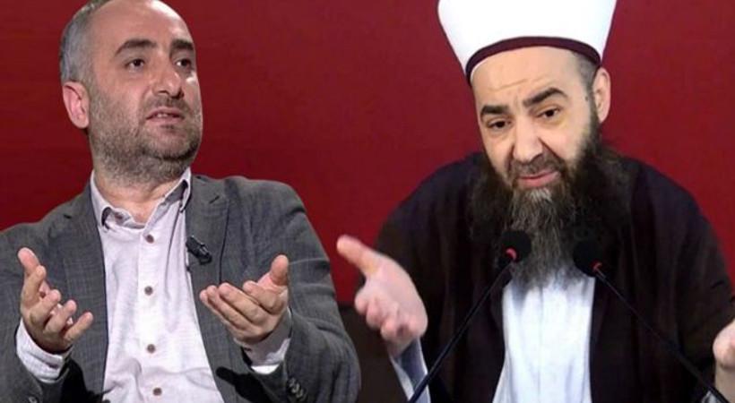 İsmail Saymaz ve Cübbeli Ahmet birbirine girdi!