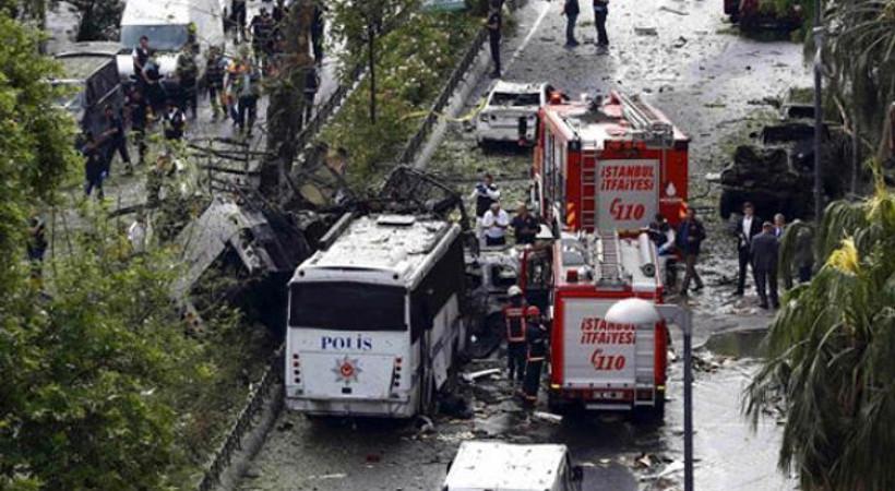 İstanbul'daki patlama Avrupa basınında