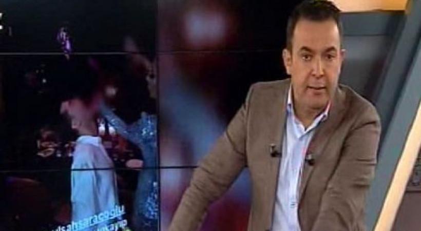 Beyaz TV sunucusundan Kerimcan Durmaz'a ağır hakaret!