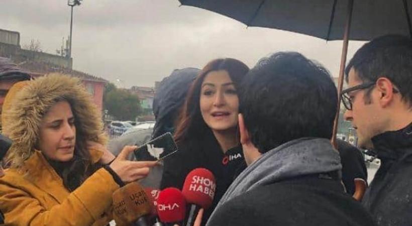 Deniz Çakır ifade verdi: Suçlamalar duruşuma ters