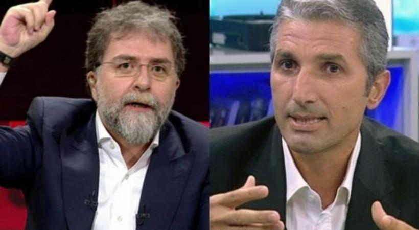 Ahmet Hakan'dan Nedim Şener'e tepki!