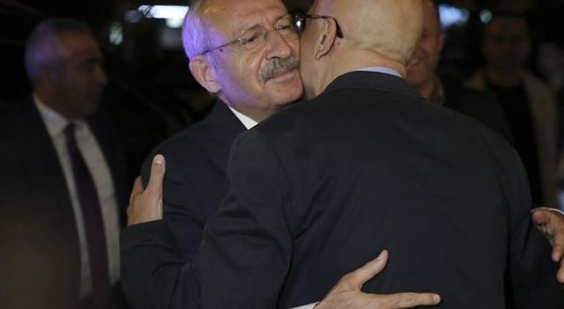 Enis Berberoğlu tahliye oldu!