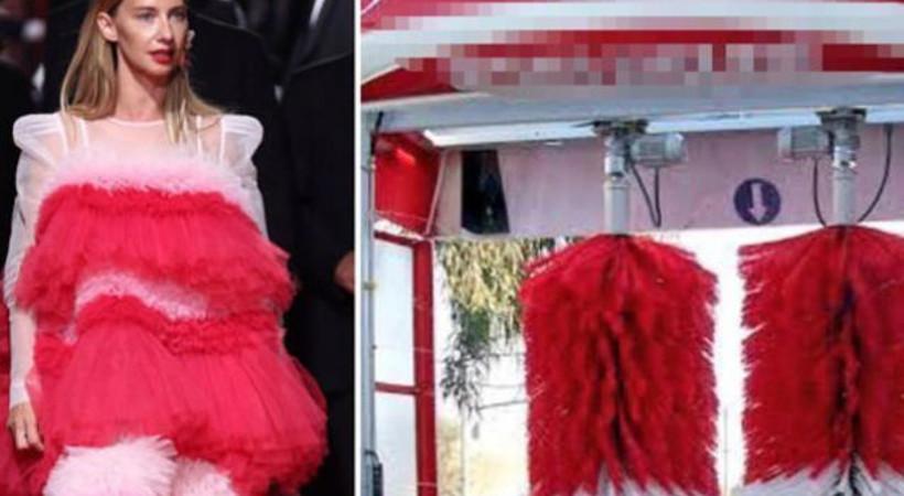Tuba Ünsal'ın kıyafeti olay oldu!
