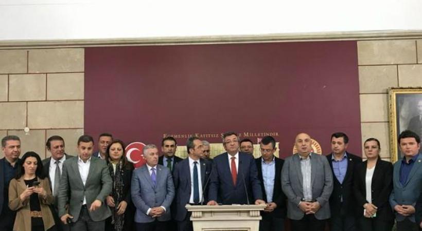 15 CHP milletvekili, İyi Parti'ye geçti!