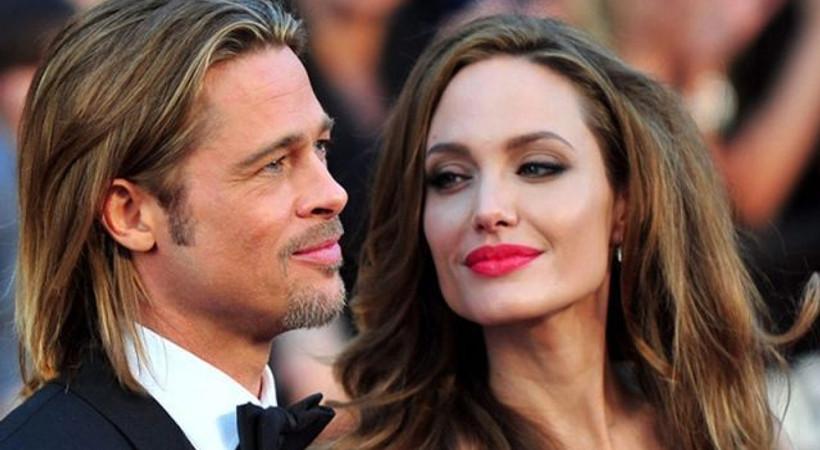 Dünya bunu konuşuyor: Angelina Jolie Brad Pitt'ten boşanıyor