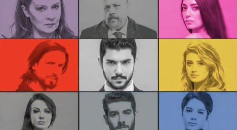 Kanal D'nin 'İnsanlık Suçu' dizisinin ekibine hangi ünlü oyuncu katıldı?