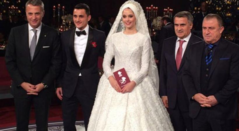 Sosyal medya bu düğünü konuşuyor..