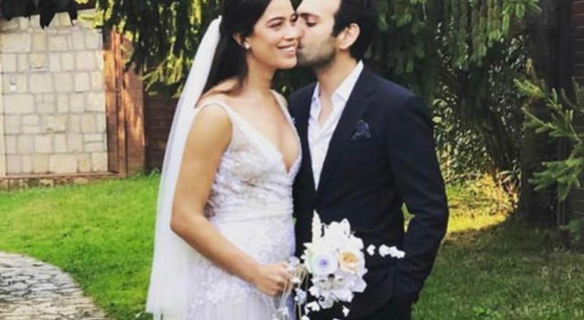 Ünlü oyuncu Buğra Gülsoy evlendi!