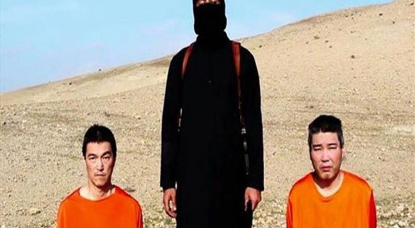 Japonya: 'IŞİD'le yürütülen müzakereler çıkmaza girdi'