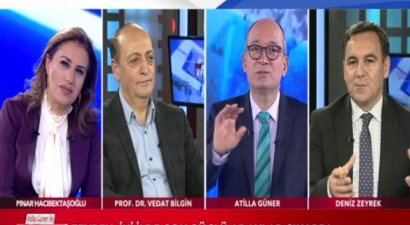 Deniz Zeyrek, canlı yayında gönlündeki AK Parti adayını açıkladı, Atilla Güner, 'Medyatava'ya manşet olur' dedi!