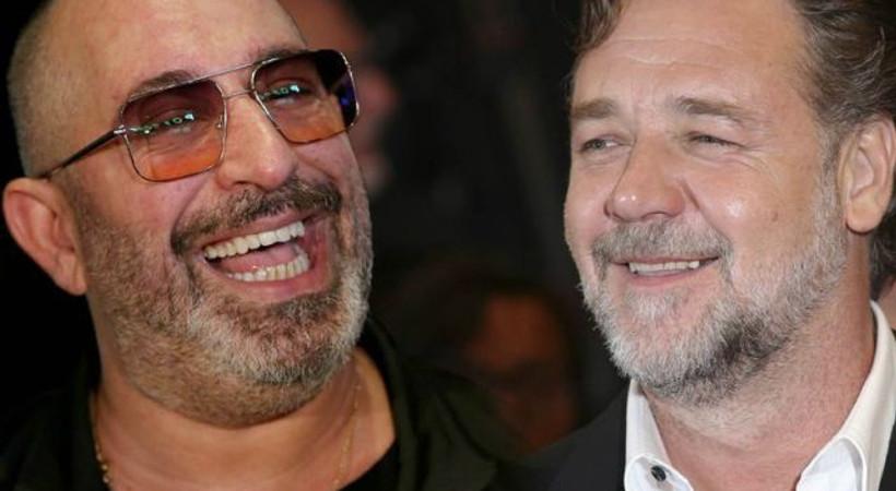 Russell Crowe'dan Cem Yılmaz'a: Sabırsızlanıyorum!