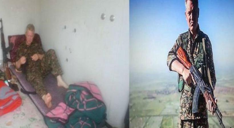 İngiliz aktör YPG'ye  katıldı
