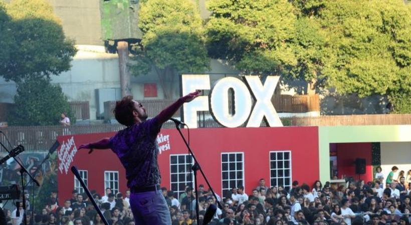 FOXFest'e gençlerden yoğun ilgi!