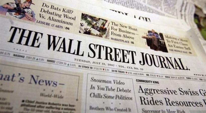 Türkiye'nin kaygıları Wall Street Journal'ın dikkatini çekti!