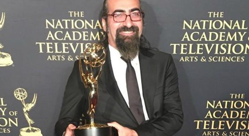 Gazeteci Engin Baş, Emmy ödülü kazandı
