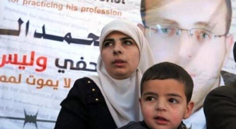 87 gündür açlık grevinde olan gazeteciye İsrail'den red!