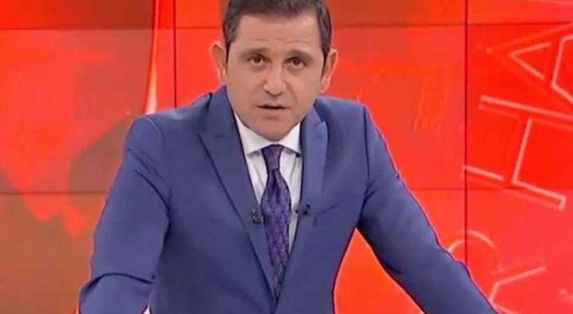 FOX TV önünde Fatih Portakal protestosu!
