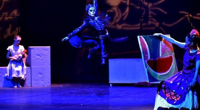Modern dans 'Frida' yeniden sahnede!