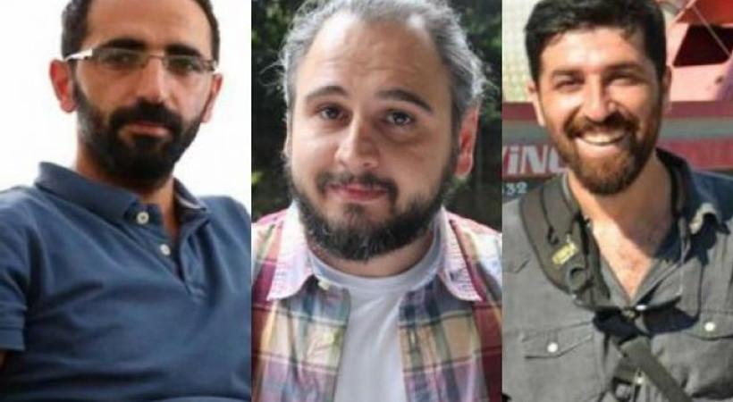Polisten gözaltına alınan gazetecinin annesine: Oğlunu niye gazeteci yaptın?