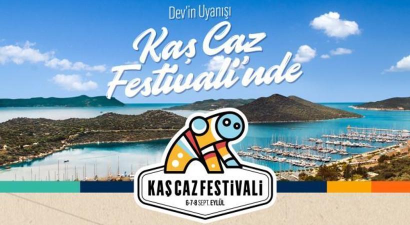 Kaş Caz Festivali için geri sayım başladı!