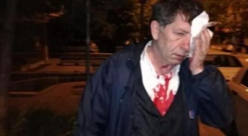 Yeniçağ yazarı Yavuz Selim Demirağ, evinin önünde saldırıya uğradı