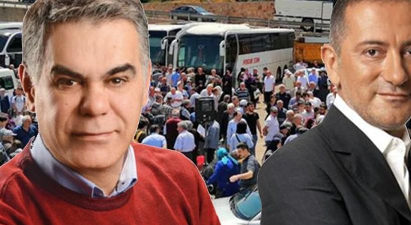 'AKP, oy kullanmak için İstanbul'a getirdiği seçmeni geri götürmedi'
