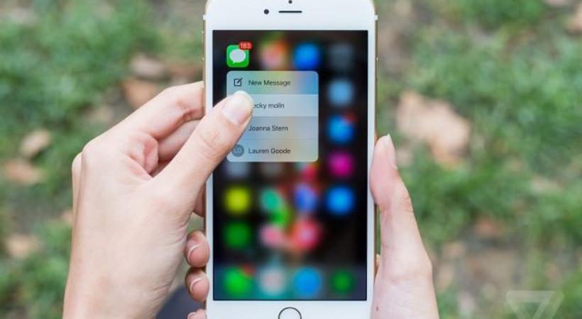 iPhone 7'nin ilk görüntüsü yayınlandı!