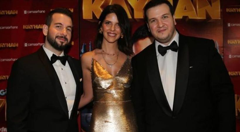 Şahan Gökbakar'ın yeni filmi 'Kayhan'ın galası yapıldı!