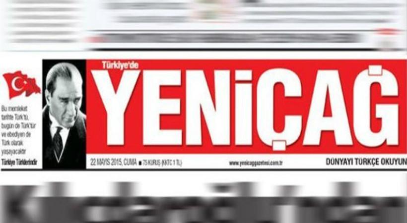 Yeniçağ Gazetesi'nde flaş ayrılık!