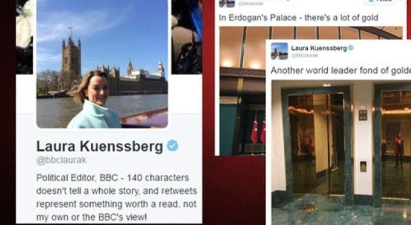 Cumhurbaşkanı Sözcüsü'nden BBC muhabirine yanıt!